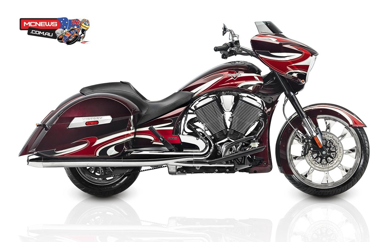 2015 Victory Magnum™ Cory Ness, motorcycle listing