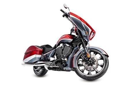 2015 Victory Victory Magnum™ - Magnum Red over Super Steel, motorcycle listing