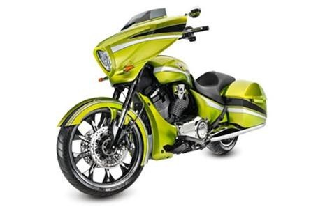 2015 Victory Victory Magnum™ - Plasma Lime with Silver, motorcycle listing