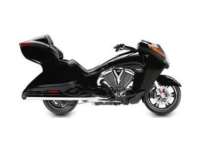 2015 Victory Vision Tour, motorcycle listing