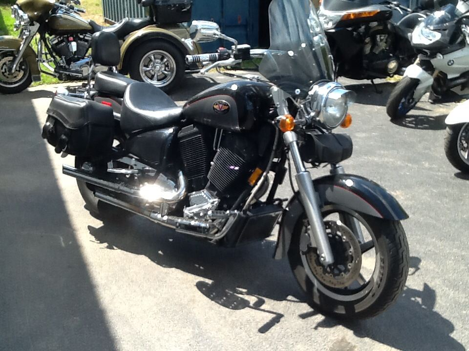 2000 Victory Victory V92C, motorcycle listing
