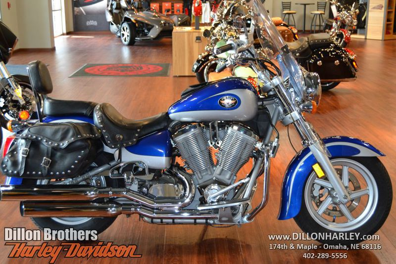 2003 Victor V92C CRUISER, motorcycle listing