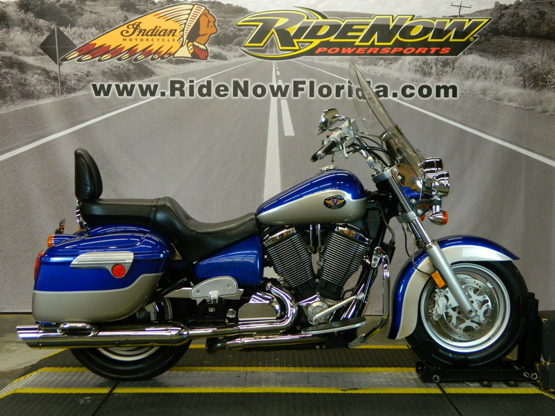 2003 Victory Touring, motorcycle listing