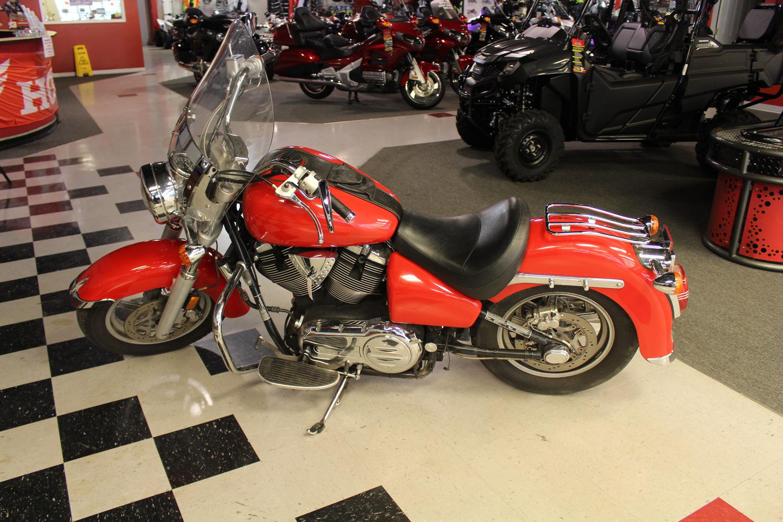 2003 Victory V 92, motorcycle listing
