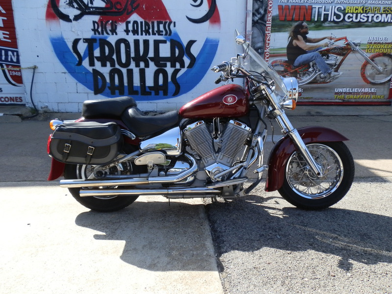 2003 Victory V92C CRUISER, motorcycle listing