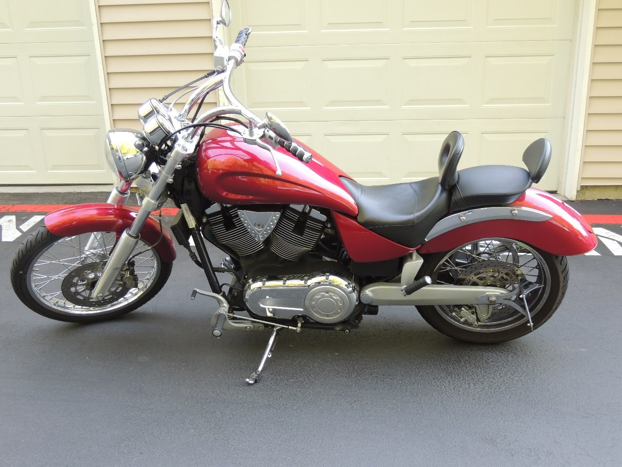 2003 Victory Vegas , motorcycle listing