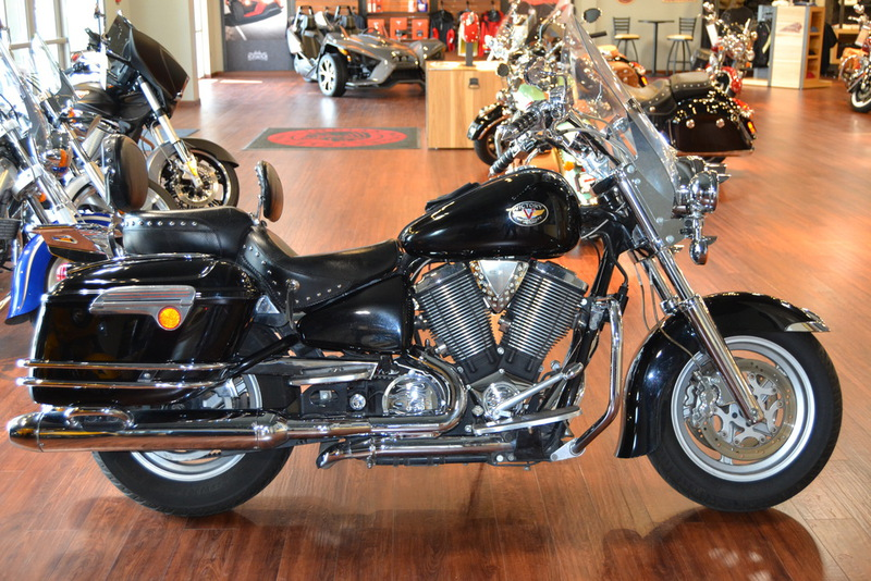 2005 Victory CRUISER, motorcycle listing