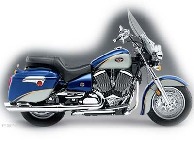2005 Victory Touring Cruiser, motorcycle listing