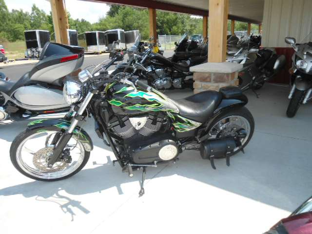 2005 Victory Vegas 8-Ball, motorcycle listing