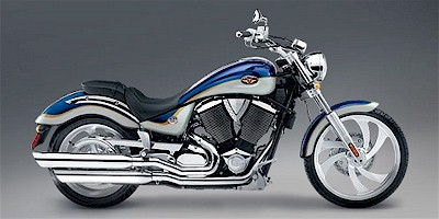 2005 Victory Vegas, motorcycle listing
