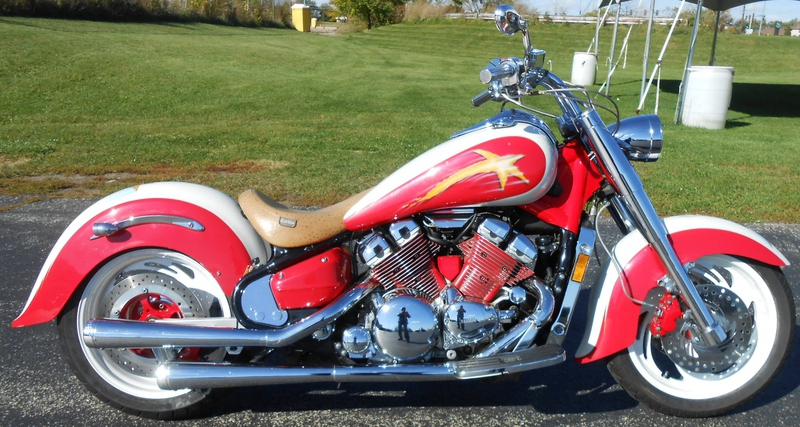 1996 Yamaha Royal Star, motorcycle listing