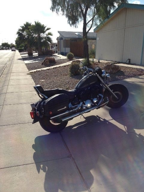 1996 Yamaha Royal Star TOUR CLASSIC, motorcycle listing