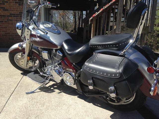 2003 Yamaha Road Star , motorcycle listing