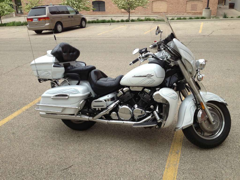 2004 Yamaha Royal Star Venture, motorcycle listing