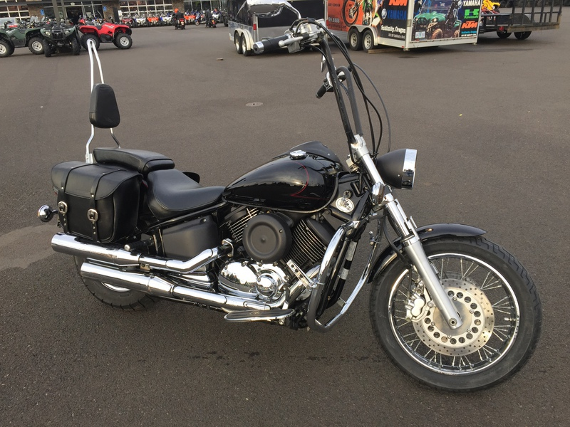 2004 Yamaha V Star 1100 Custom, motorcycle listing