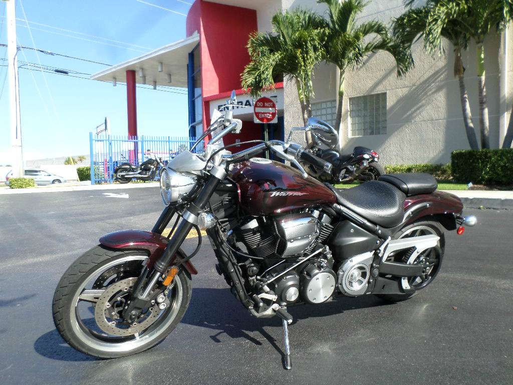 2005 Yamaha Road Star Warrior, motorcycle listing