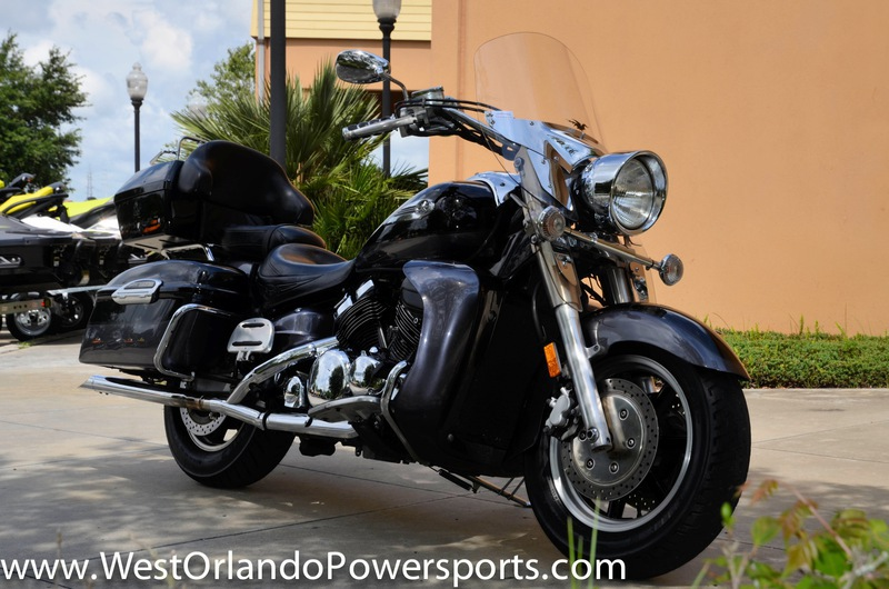 2005 Yamaha Royal Star Midnight Venture, motorcycle listing