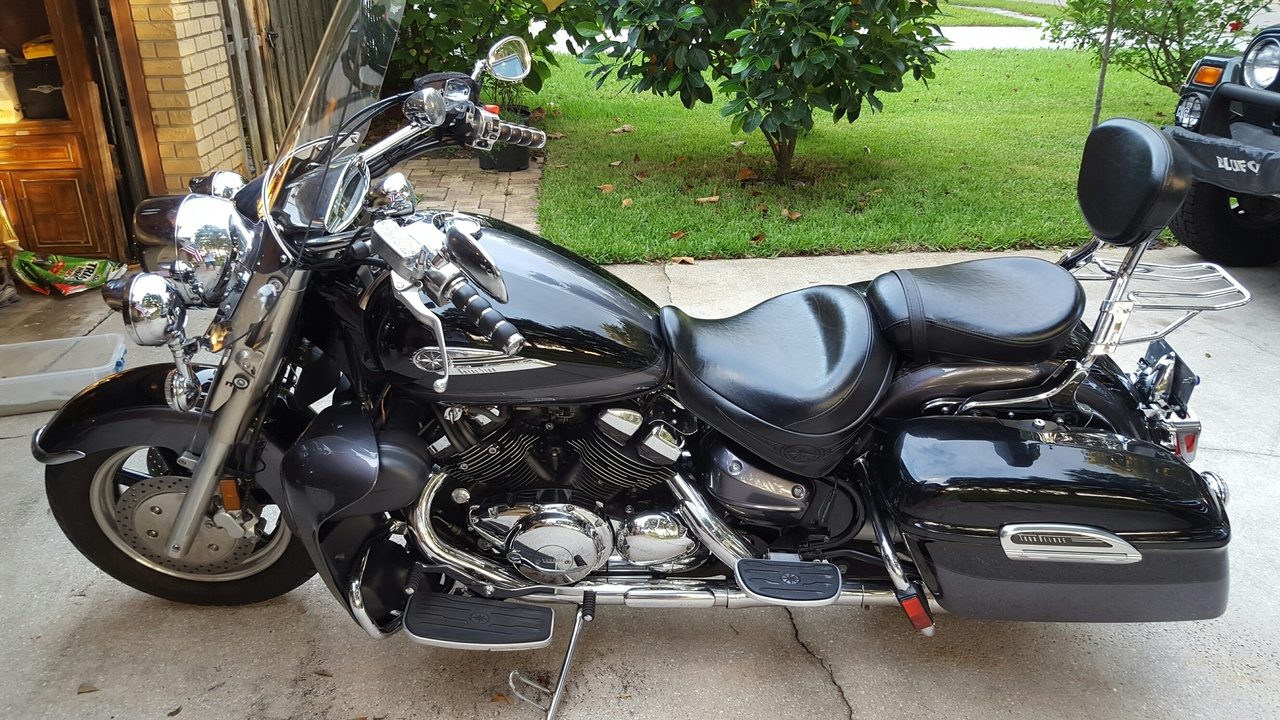 2005 Yamaha Royal Star TOUR DELUXE, motorcycle listing