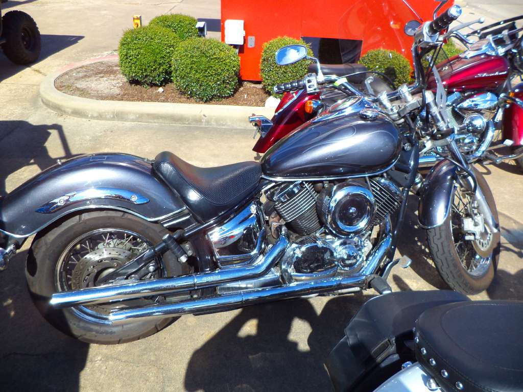 2005 Yamaha V Star 1100 Custom, motorcycle listing
