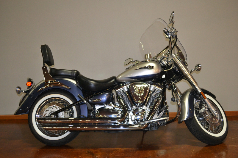 2007 Yamaha Road Star, motorcycle listing