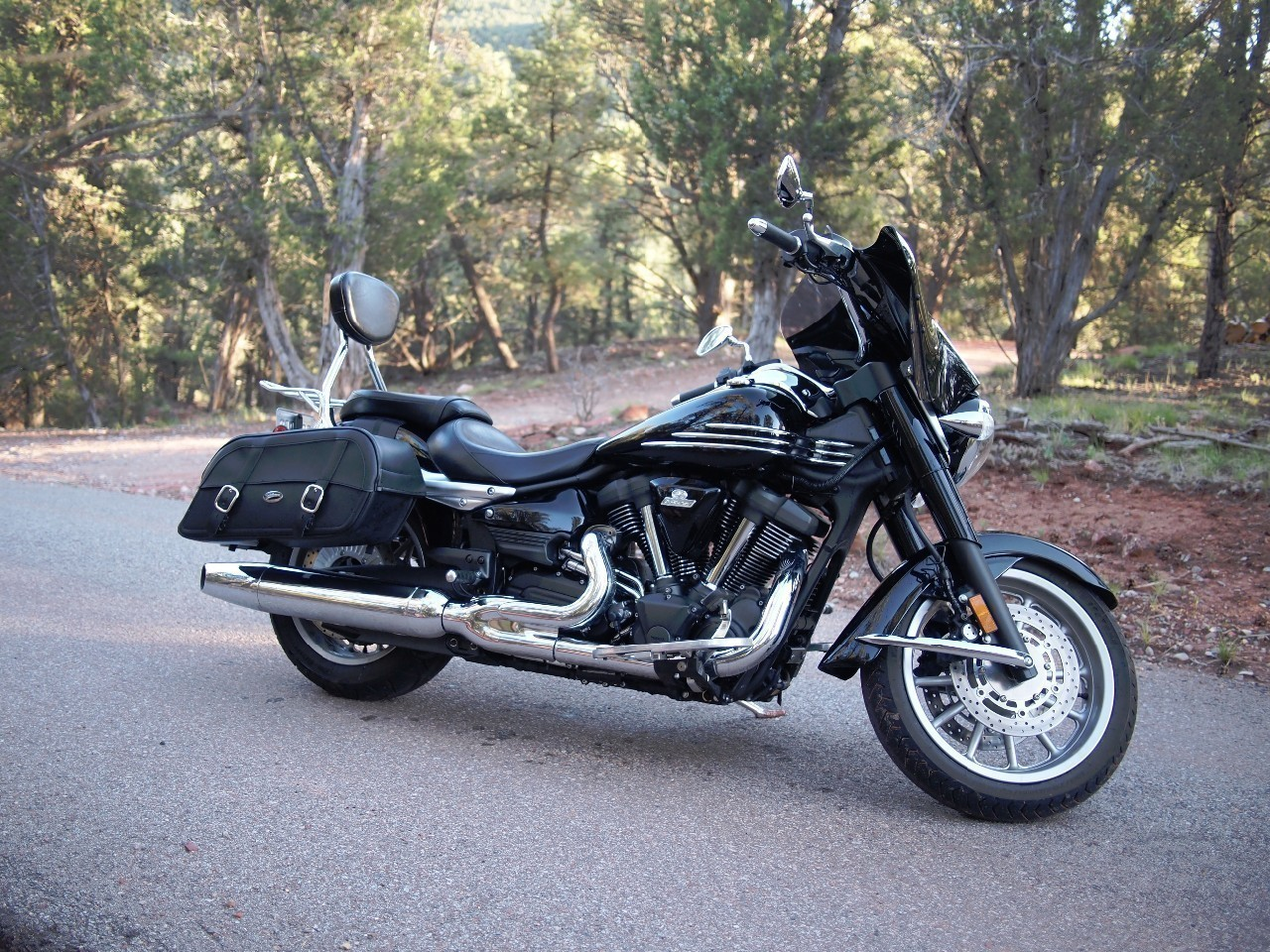 2008 Yamaha Roadliner MIDNIGHT, motorcycle listing