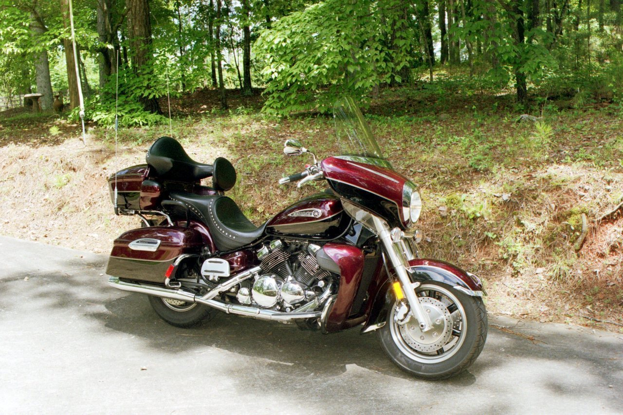 2008 Yamaha Royal Star VENTURE, motorcycle listing