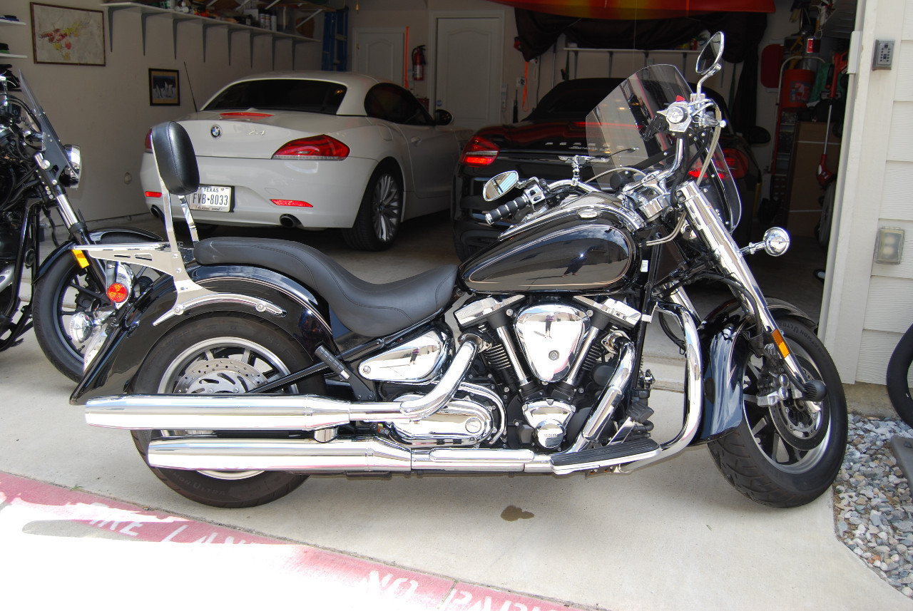 2009 Yamaha Road Star S, motorcycle listing