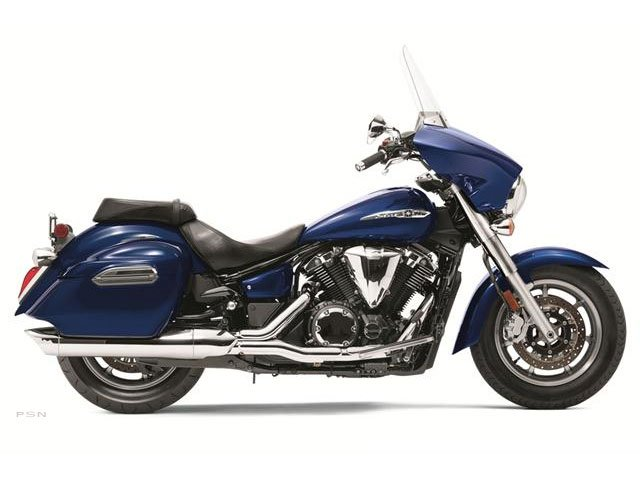2013 Yamaha V Star 1300 Deluxe, motorcycle listing