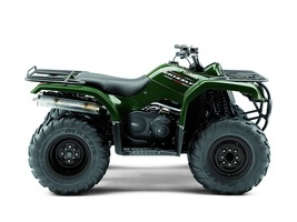 2014 Yamaha Grizzly 350 Automatic, motorcycle listing