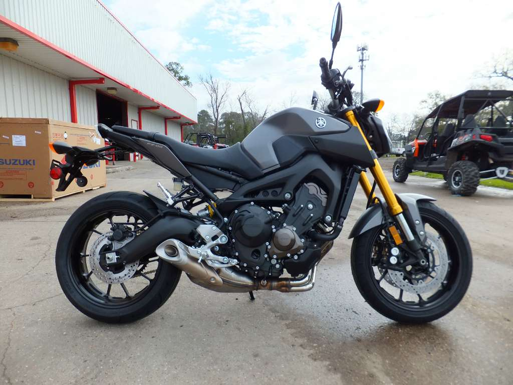 2015 yamaha fz 09 motorcycle from humble tx today sale 8 190. Black Bedroom Furniture Sets. Home Design Ideas
