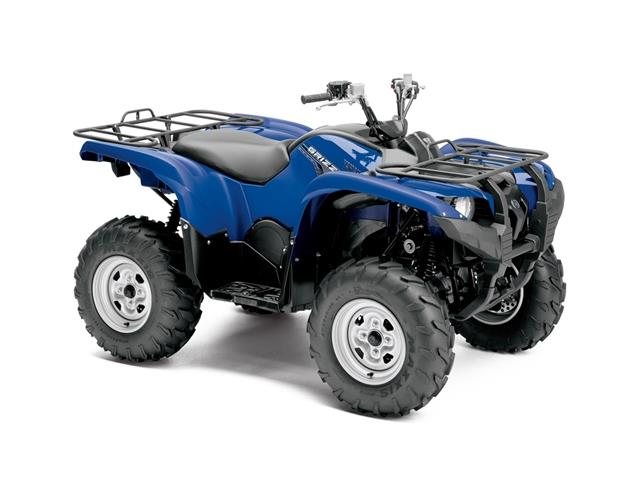2015 Yamaha Grizzly 700 4x4 EPS, motorcycle listing
