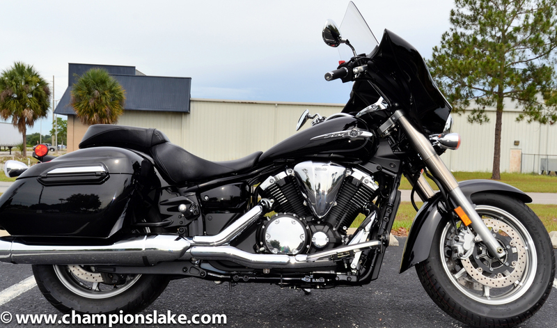 2015 Yamaha V Star 1300 Deluxe, motorcycle listing