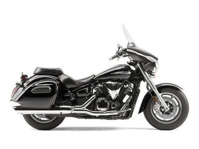 2015 Yamaha V Star 1300 Deluxe Raven, motorcycle listing
