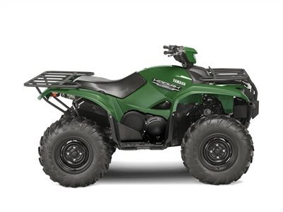 2016 Yamaha Kodiak 700 EPS Hunter Green, motorcycle listing
