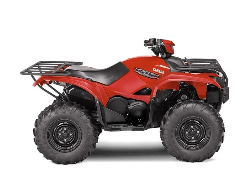 2016 Yamaha Kodiak 700 EPS Red, motorcycle listing