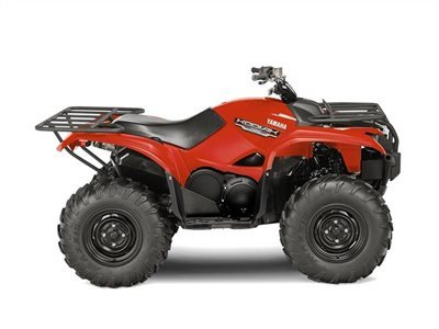 2016 Yamaha Kodiak 700 Red, motorcycle listing