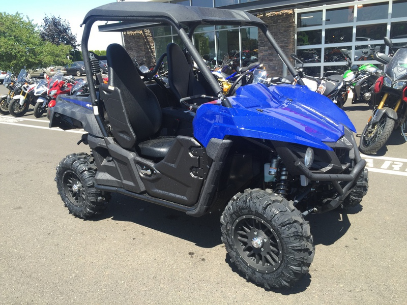 2016 yamaha wolverine r spec eps motorcycle from sublimity for Yamaha wolverine r spec top speed