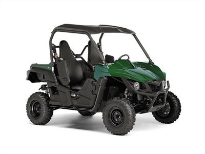 2016 Yamaha Wolverine R-Spec Hunter Green, motorcycle listing
