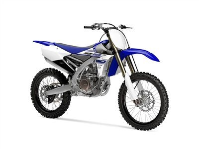 2016 Yamaha YZ250F Team Yamaha Blue / White, motorcycle listing