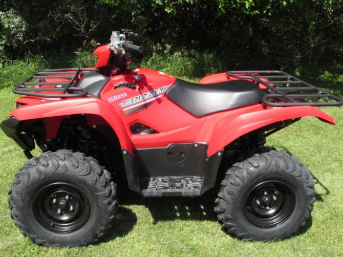 2016 Yamaha 700 GRIZZLY EPS, motorcycle listing