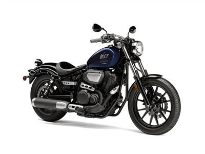 2016 Yamaha Bolt Deep Blue, motorcycle listing