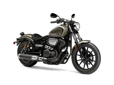 2016 Yamaha Bolt R-Spec Stone Gray, motorcycle listing