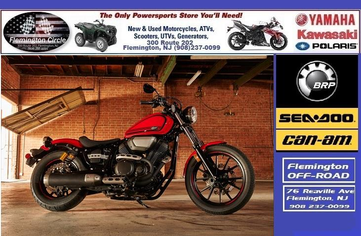 2016 Yamaha Bolt Rspec, motorcycle listing