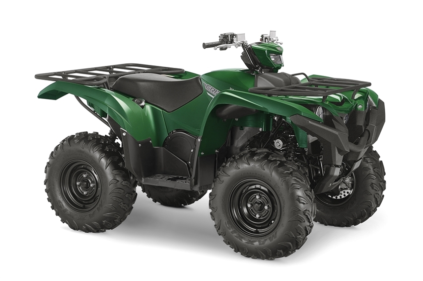 2016 Yamaha GRIZZLY EPS 4WD GREEN, motorcycle listing