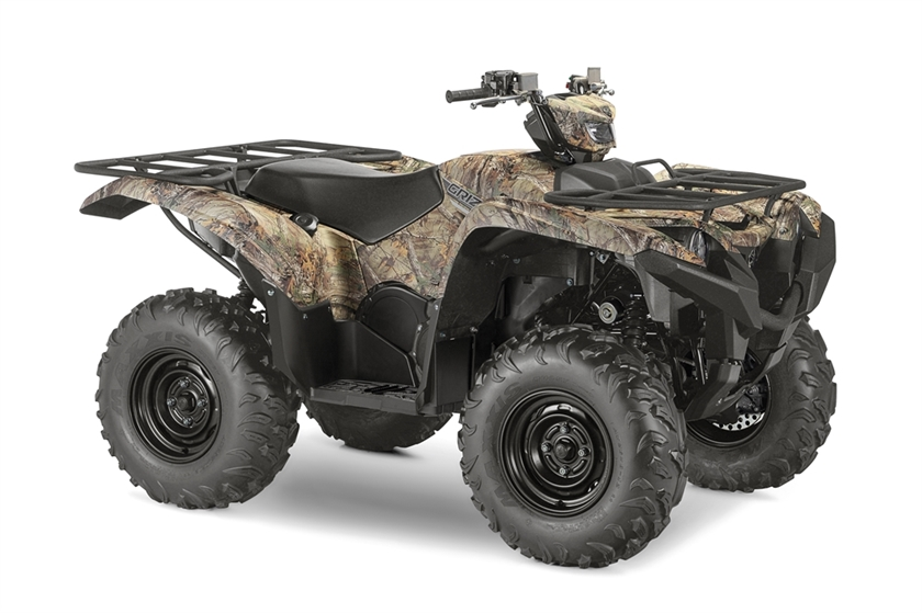 2016 Yamaha GRIZZLY EPS 4WD HUNTER, motorcycle listing