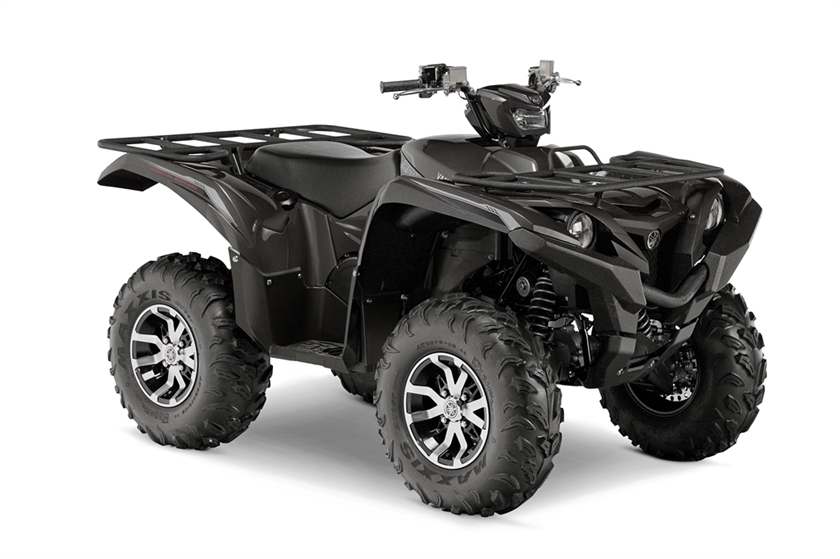 2016 Yamaha GRIZZLY EPS 4WD SPECIAL EDITION CARBON M, motorcycle listing