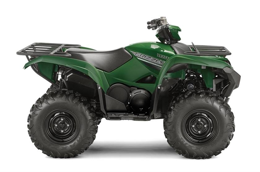 2016 Yamaha Grizzly 700 4x4 w/ FI, Ultramatic T, motorcycle listing