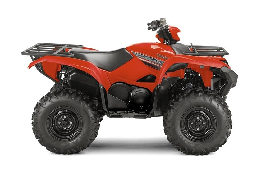 2016 Yamaha Grizzly 700 Auto 4x4 EPS, motorcycle listing