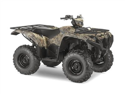 2016 Yamaha Grizzly Camo, motorcycle listing