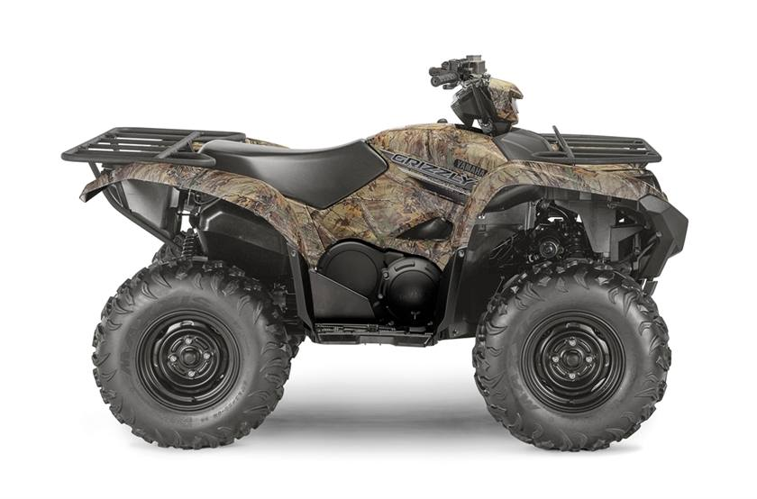 2016 Yamaha Grizzly EPS - Realtree Xtra, motorcycle listing